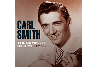 Carl Smith - The Complete Us Hits 1951-62 [CD]