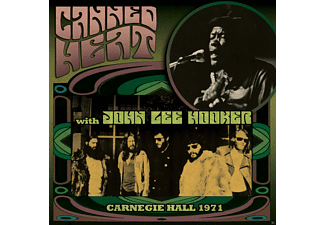Canned Heat, John Lee Hooker - Carnegie Hall 1971 [CD]