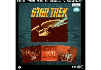VARIOUS - Star Trek: Sound-Effects - (CD)