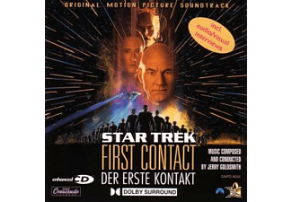 Goldsmith Jerry, Original Soundtrack-star Trek - First Contact - (CD)
