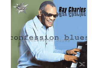 Ray Charles - Confession Blues - (CD)
