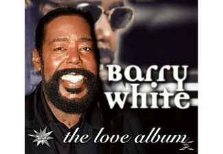 Barry White - The Love Album - (CD)