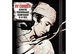 Ry Cooder - Acoustic Performance Radio Ranch 12-12-1972 - (Vinyl)