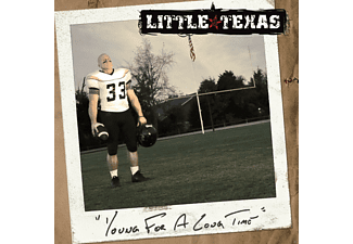 Little Texas - Young For A Long Time - (CD)