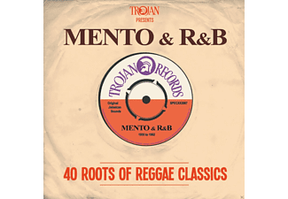 Various - Trojan Presents Mento & Jamaican R&B (2cd) - (CD)
