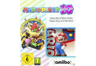 Mario Party 10 & Amiibo Nintendo Wii U