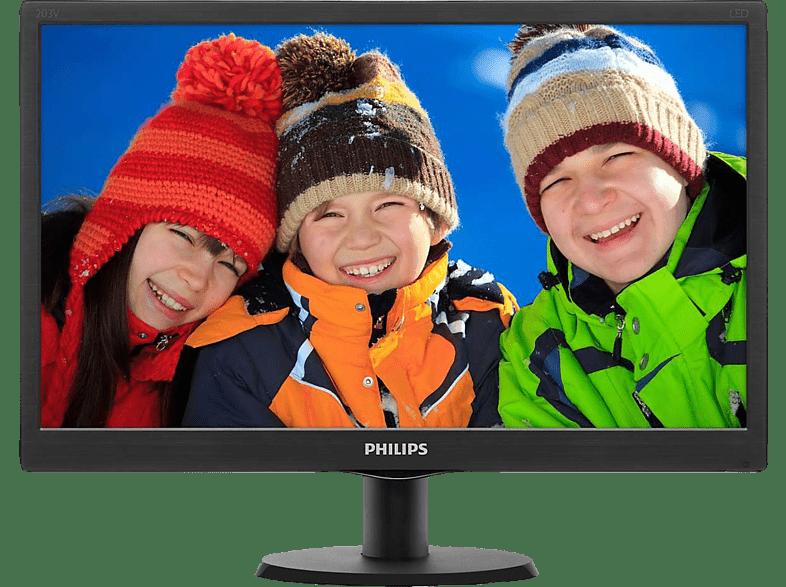 "PHILIPS 203V5LSB2 - 20"""" HD Monitor web offers computing   tablets   offline οθόνες"