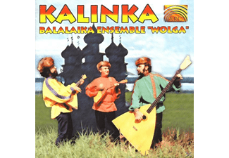 Wolga-balalaika-ensemble - Kalinka [CD]
