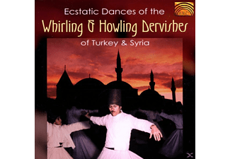 VARIOUS - Ecstatic Dances Of The Whirlin - (CD)