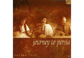 Dastan Trio - Journey To Persia [CD]