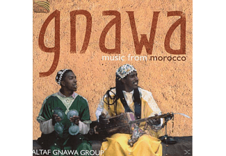 Altaf Gnawa Group - Gnawa-Music From Morocco [CD]