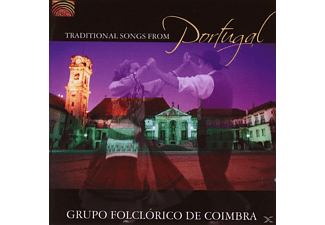 Grupo Folclorico De Coimbra - Traditional Songs From Portuga [CD]