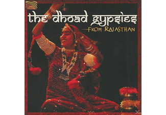 VARIOUS - The Dhoad Gypsies From Rajasth - (CD)