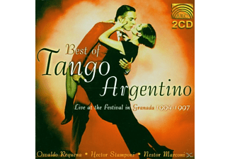 VARIOUS - Best Of Tango Argentino - (CD)