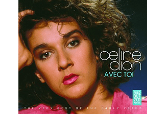 Céline Dion - Avec Toi - The Very Best of The Early Years (CD)