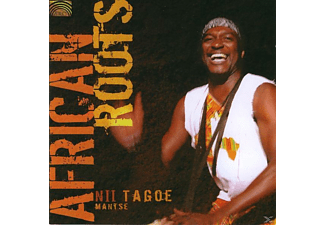 Nii Tagoe - African Roots - (CD)
