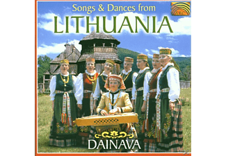 Dainava - Songs & Dances From Lithuania [CD]