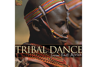 VARIOUS - Tribal Dance From East Africa [CD]