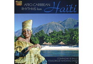 Compagnie De Ballet Folklore - Afro-Carribbean Rhythms - (CD)