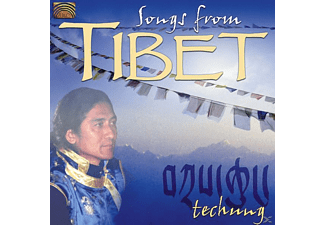 Techung - Songs From Tibet [CD]