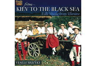 Veseli Muzyky - From Kiev To The Black Sea [CD]