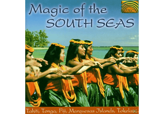 VARIOUS - Magic Of The South Seas [CD]