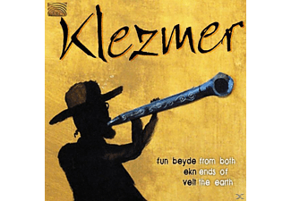 VARIOUS - Klezmer From Both Ends Of The Earth [CD]