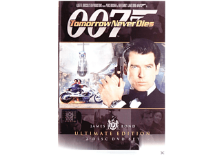 James Bond 007: Tomorrow Never Dies DVD