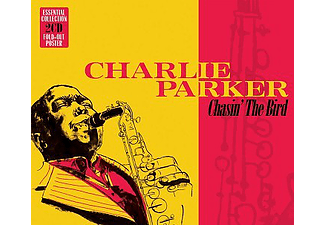 Charlie Parker - Chasin The Bird (CD)