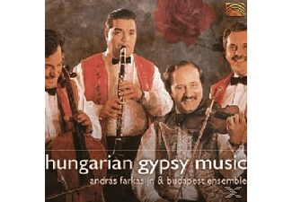 Andras Farkas - Hungarian Gypsy Music - (CD)