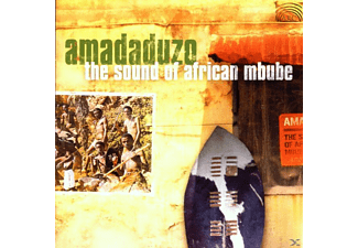 Amadaduzo - The Sound Of African Mbube [CD]