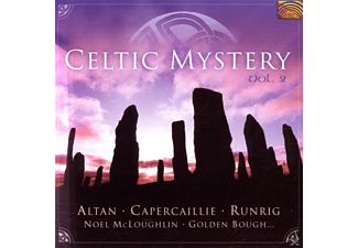 VARIOUS - Celtic Mystery Vol.2 [CD]