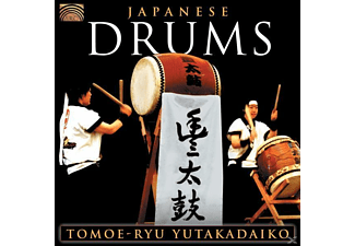 Tomoe Yutakadaiko - Japanese Drums [CD]