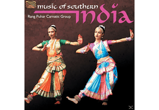 Rang Puhar Carnatic Group - Music Of Southern India [CD]