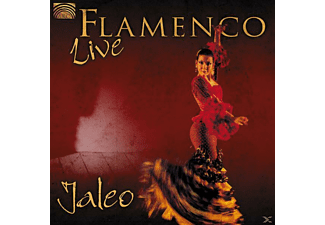 Jaleo - Flamenco Live - (CD)
