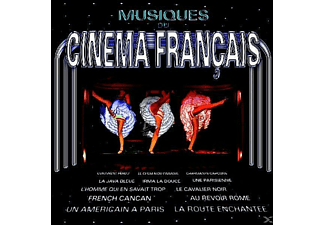 VARIOUS - Musiques Du Cinema Francais - (CD)