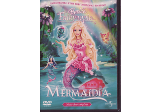 BARBIE FAIRYTOPIA MERMAIDIA DVD