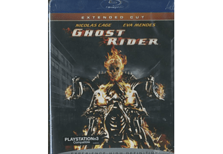 Ghost Rider Extended Version Blu-ray