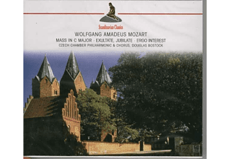 VARIOUS - Mass In C Major-Exultate (Mozart, Wolfgang Amadeus) - (CD)