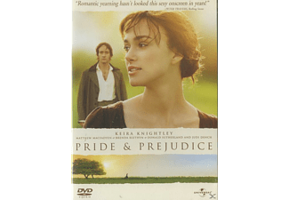 Pride and Prejudice DVD