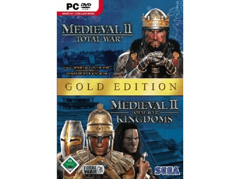 Medieval II: Total War Gold Edition PC gaming games pc games
