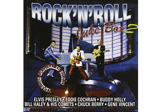 VARIOUS - Rock'n'roll Juke Box Vol.2 [CD]