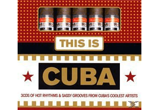 VARIOUS - This Is Cuba - (CD)