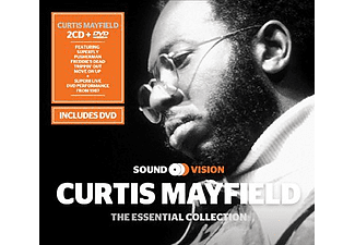 Curtis Mayfield - The Essential Collection (CD + DVD)