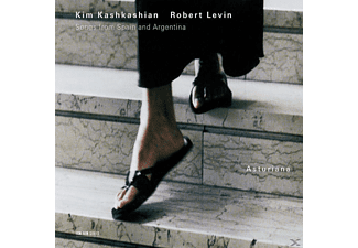Kim Kashkashian, Kashkashian,Kim/Levin,Robert - ASTURIANA - SONGS FROM SPAIN AND ARGENTINA - (CD)