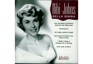 Bibi Johns - Bella Bimba - (CD)