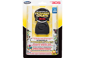 BIGBEN Action Replay Powersaves , Schwarz
