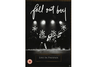 Fall Out Boy - Live In Phoenix - (DVD)