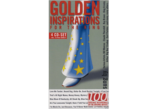 VARIOUS - Golden Inspirations For The King (Various) - (CD)