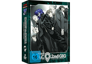 Ghost in the Shell: Stand Alone Complex 2nd GIG [DVD]